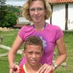 Joyce in Brazil